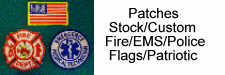 Patches - Stock & Custom