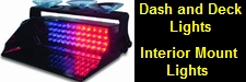 Dash / Deck / Windshield / Visor Lights