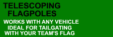 Tailgating Flagpoles and accessories