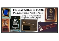 Awards Store - Click below to open to products